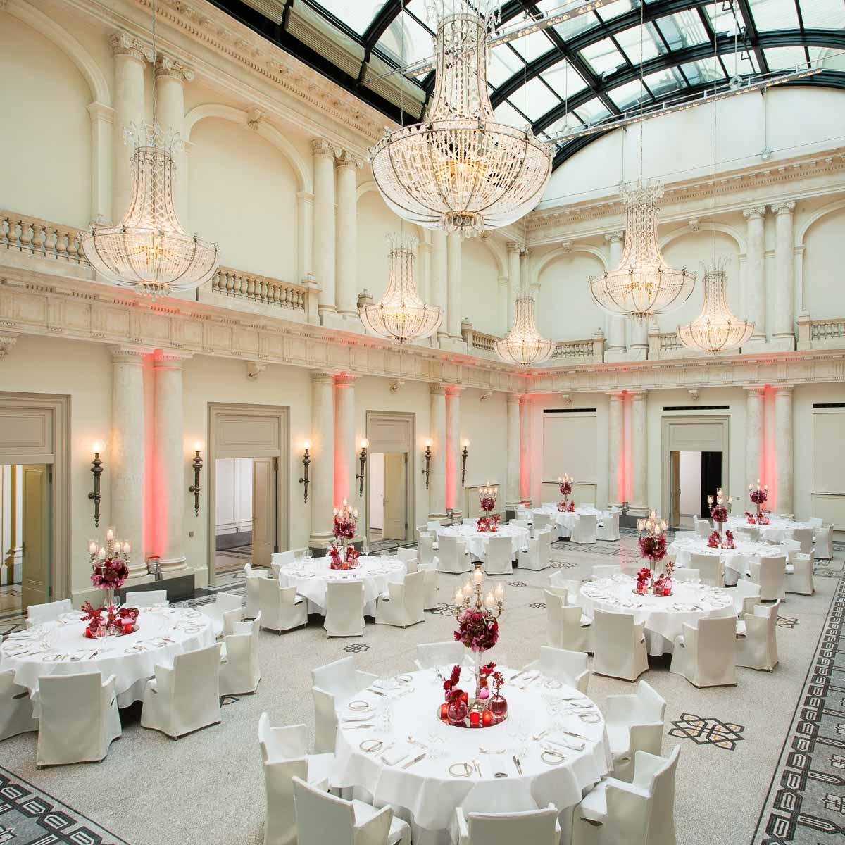 Ballsaal im Hotel de Rome Unter den Linden in Berlin Mitte