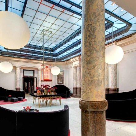 Lobby im Hotel de Rome Unter den Linden in Berlin-Mitte-10