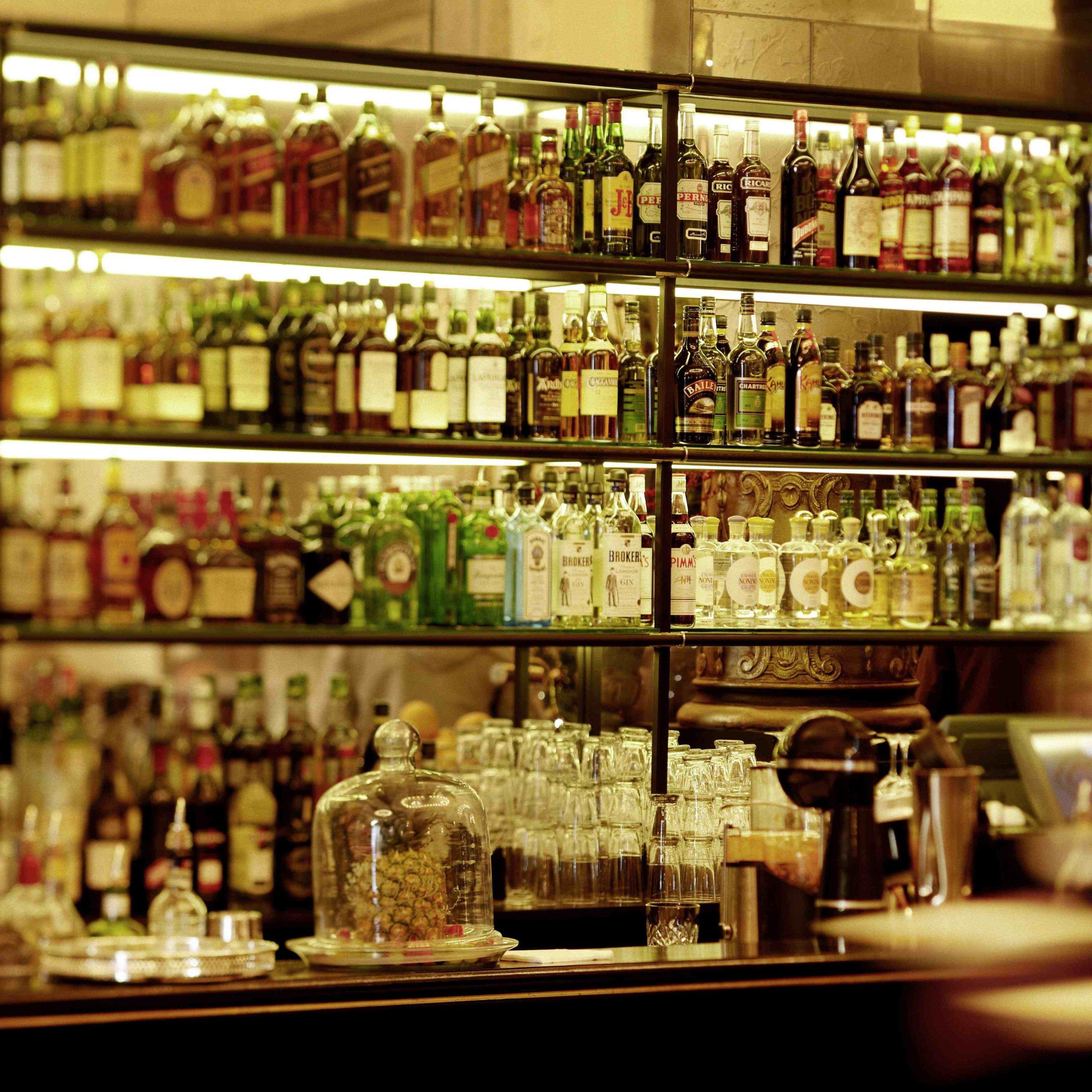 Kaffeehaus-Grosz-Kudamm-Berlin-Bar