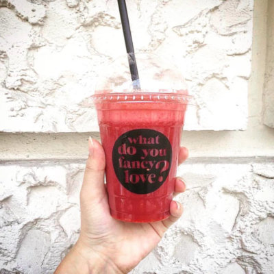 What do you fancy love? Berlin Charlottenburg Smoothies und Saft