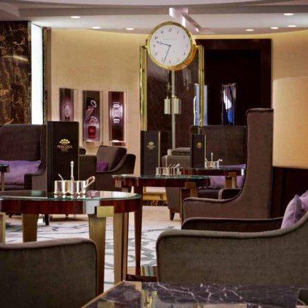 Luxus Hotel Waldorf Astoria Berlin Lobby