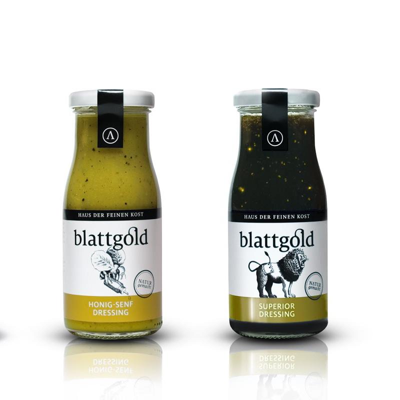 Blattgold_Salatdressing_Haus des guten Geschmacks_Berlin
