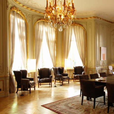 schlosshotel grunewald wo schon der kaiser n chtigte berlin creme guides. Black Bedroom Furniture Sets. Home Design Ideas