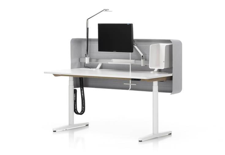 tyde von vitra endlich ein schreibtisch an dem man auch im stehen arbeiten kann berlin. Black Bedroom Furniture Sets. Home Design Ideas