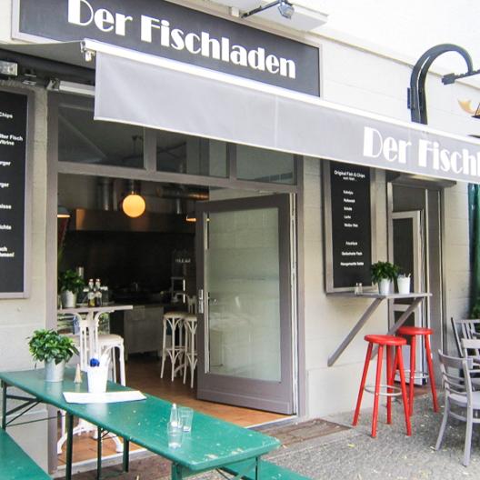 Der Fischladen Berlin Schönhauser Allee Ausßenansicht