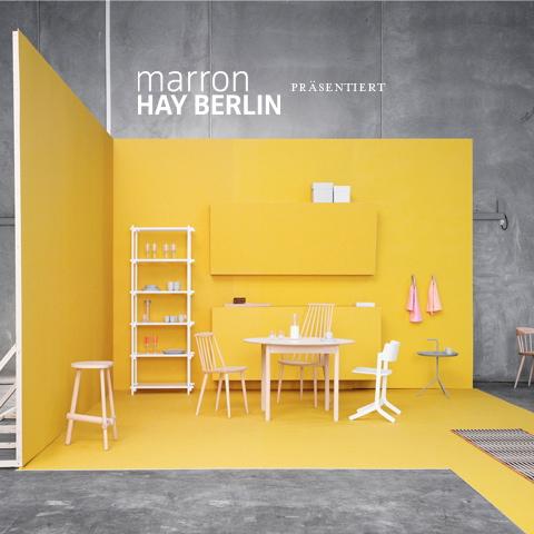 marron-hay-berlin-tucholskystraße