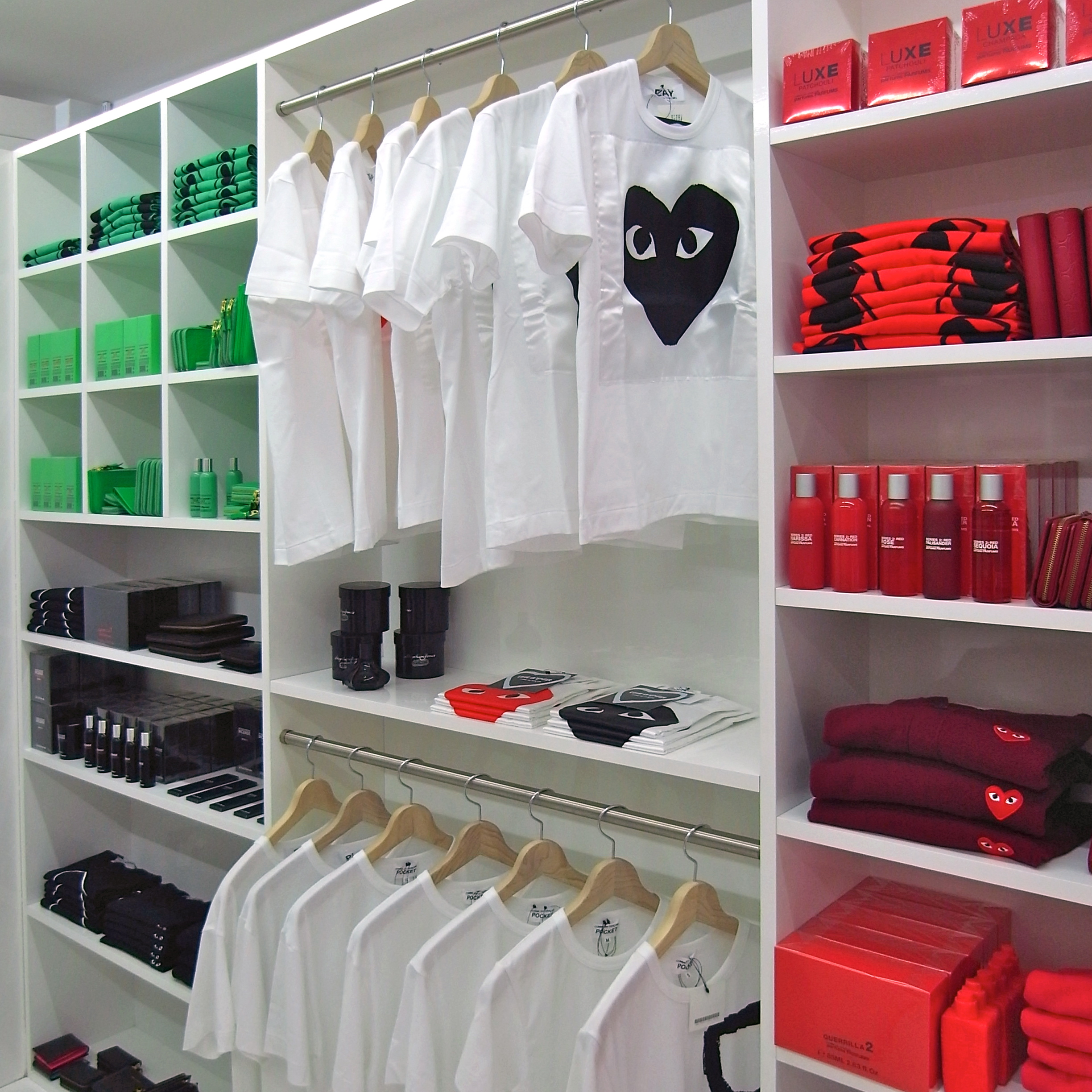 Shop Berlin pocket store by comme des garcons berlin creme guides