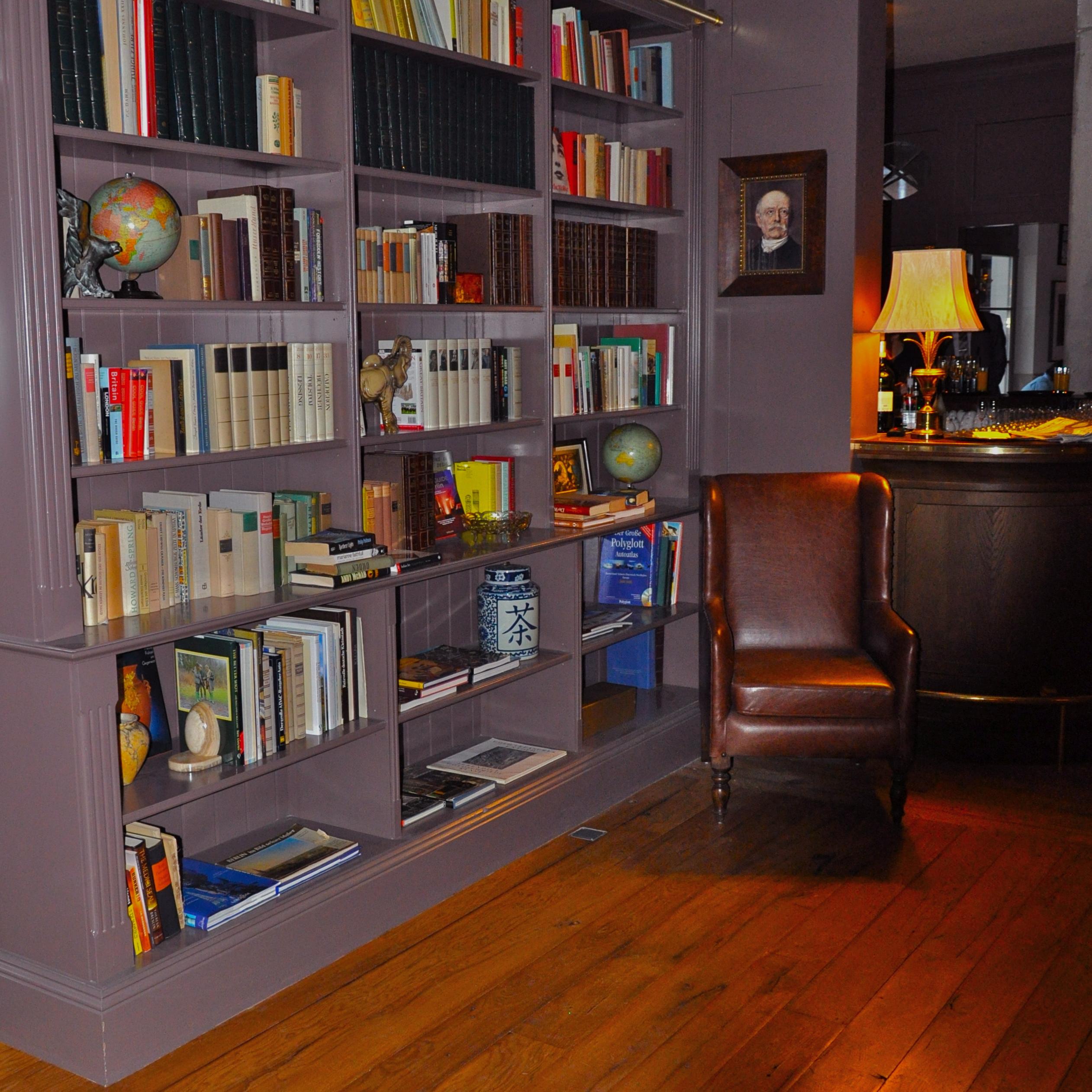 Monbijou-Hotel-Berlin-Bibliothek