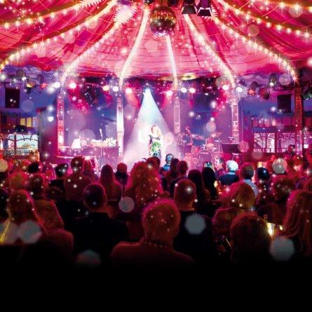 Kabarett Theater kKeinkunst in der Bar jeder Vernunft Berlin