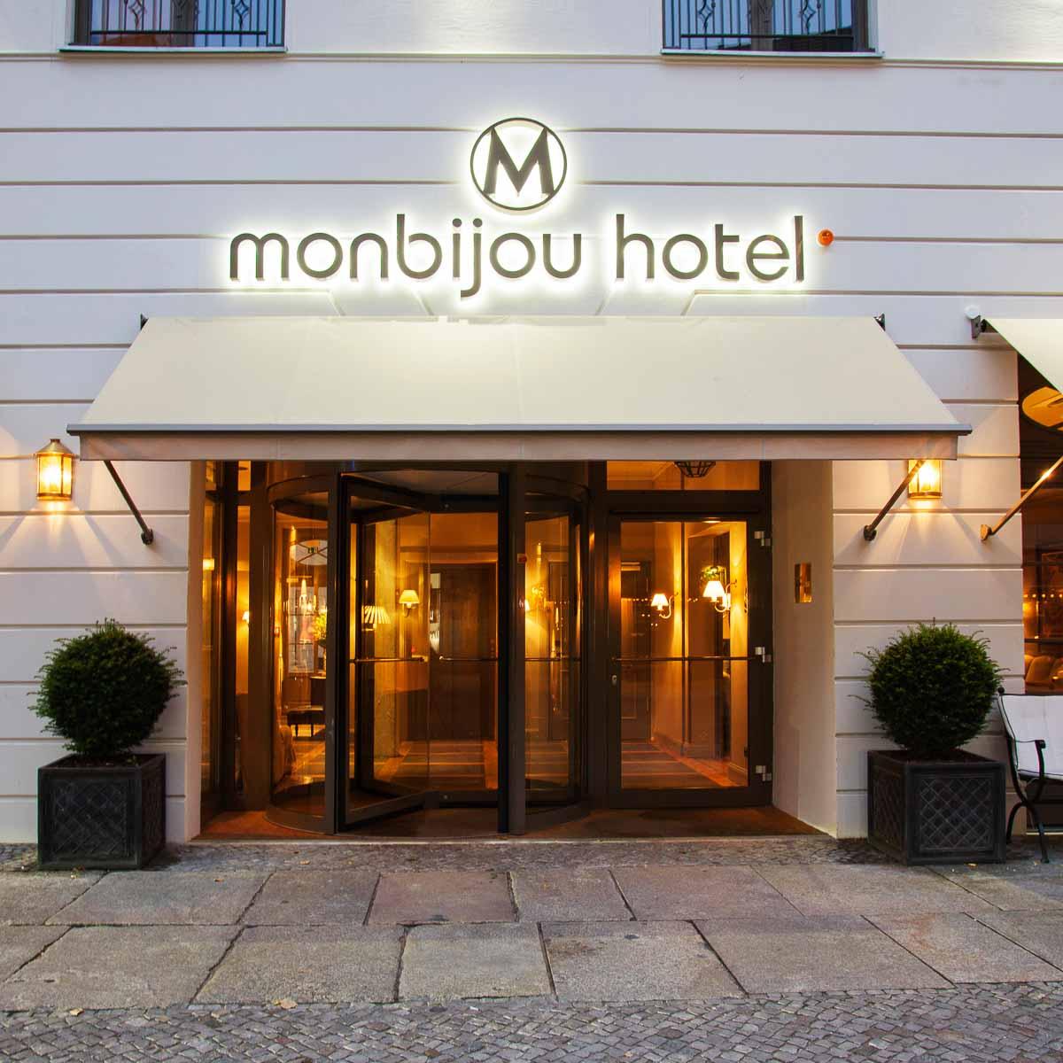 Monbijou Hotel in Berlin-Mitte-4
