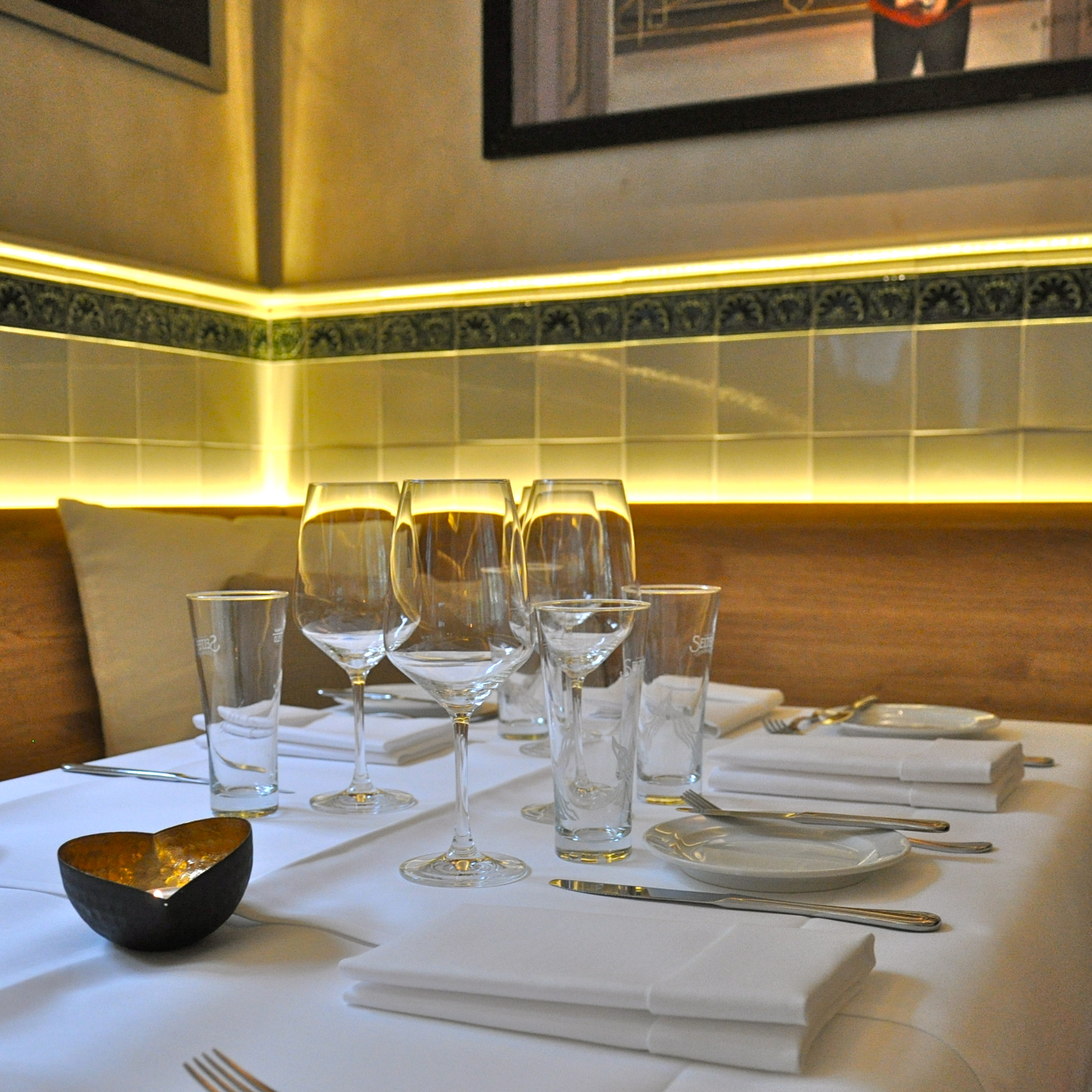 The Grand Restaurant in Mitte - Berlin | CREME GUIDES