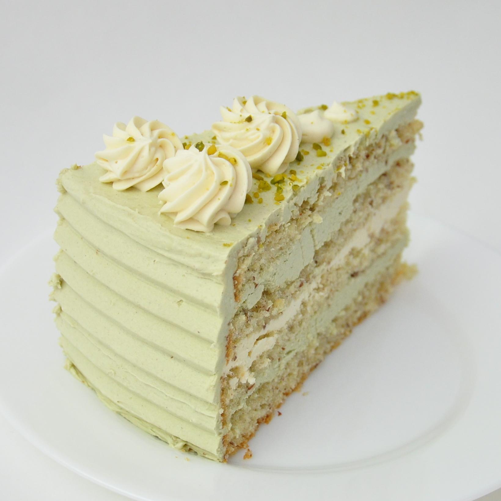 Kuchen und eis
