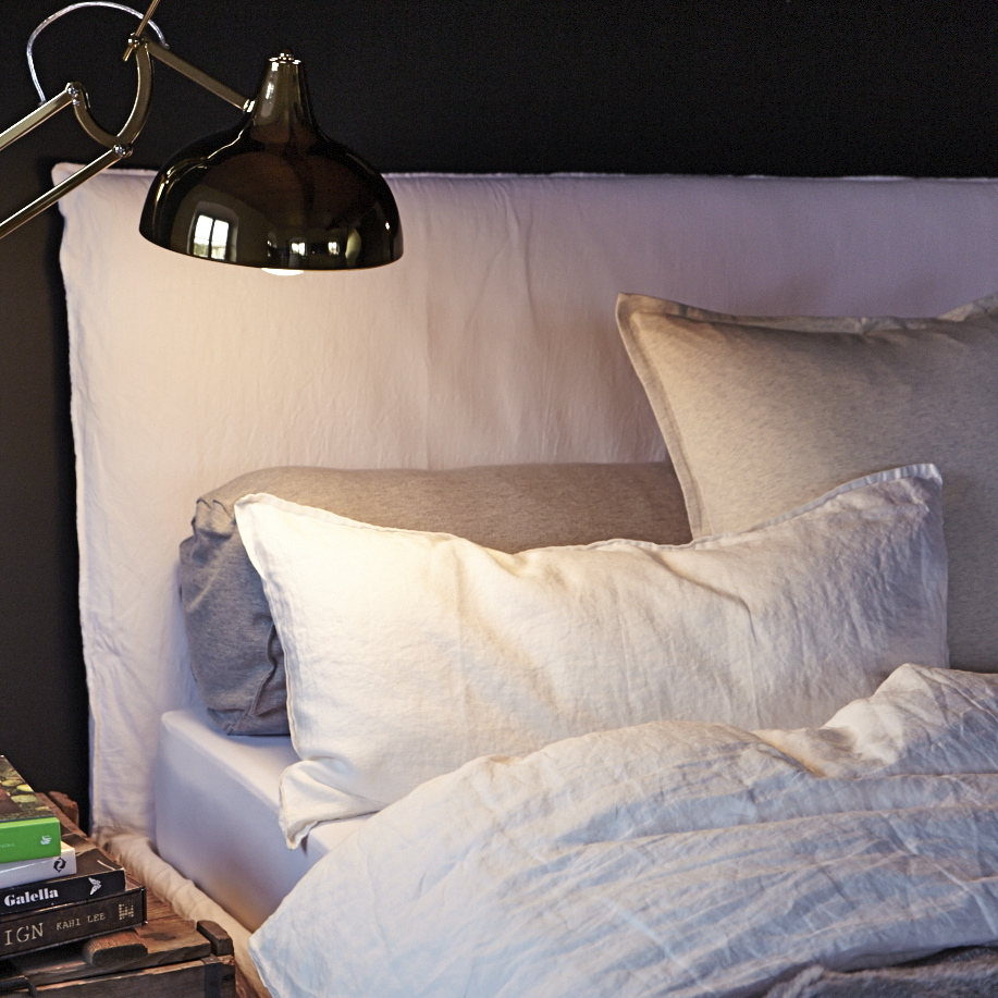 sunday in bed bettw sche homewear von okha online bestellen creme guides. Black Bedroom Furniture Sets. Home Design Ideas