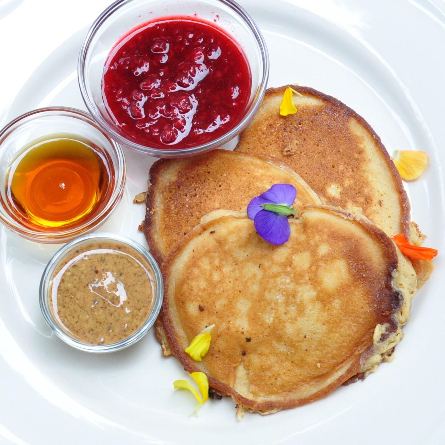 Sauvage-Berlin-Paleo-Restaurant-Fruehstueck-Pancakes