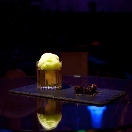 Le-Croco-bleu-Bar-Berlin-Drink-Zuckerwatte