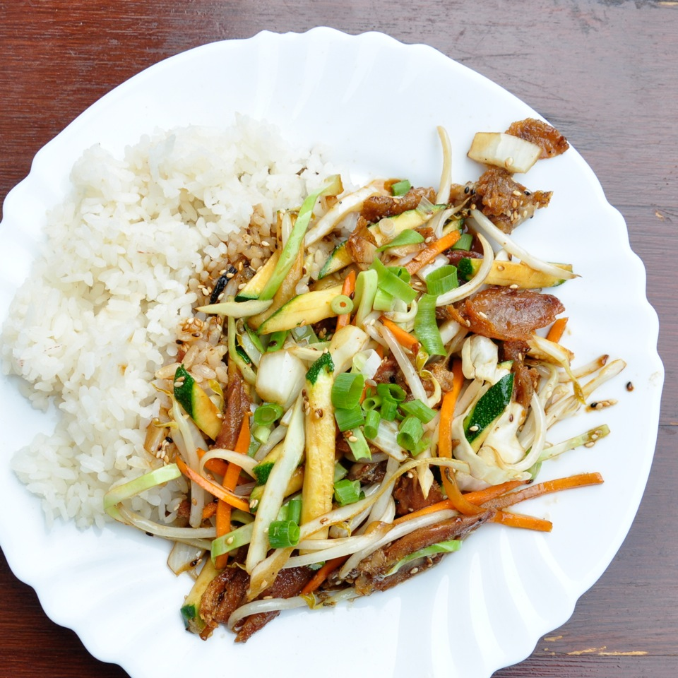 Ixthys-Koreaner-Berlin-Huhn-Reis