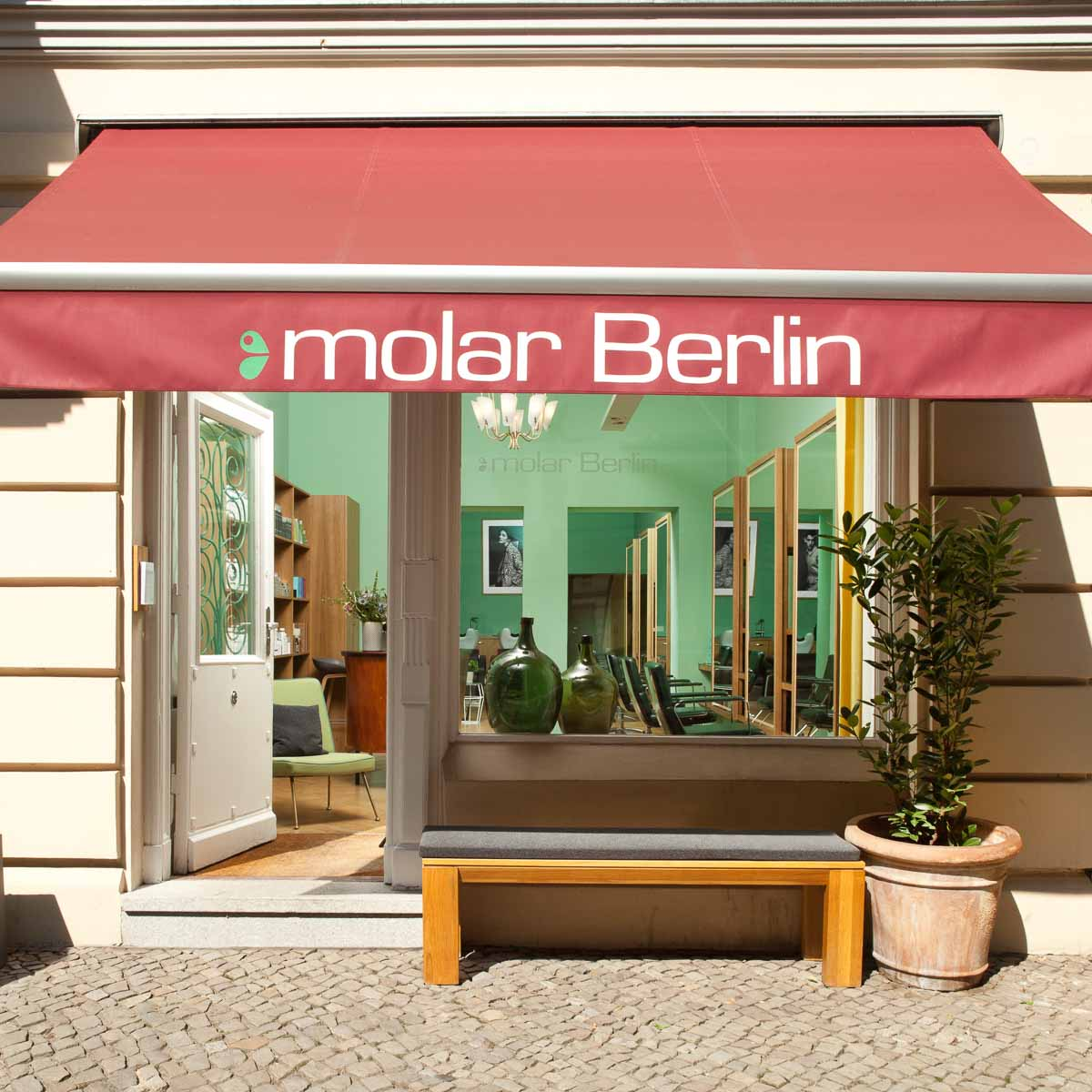 Molar Berlin in der Belibtreustraße