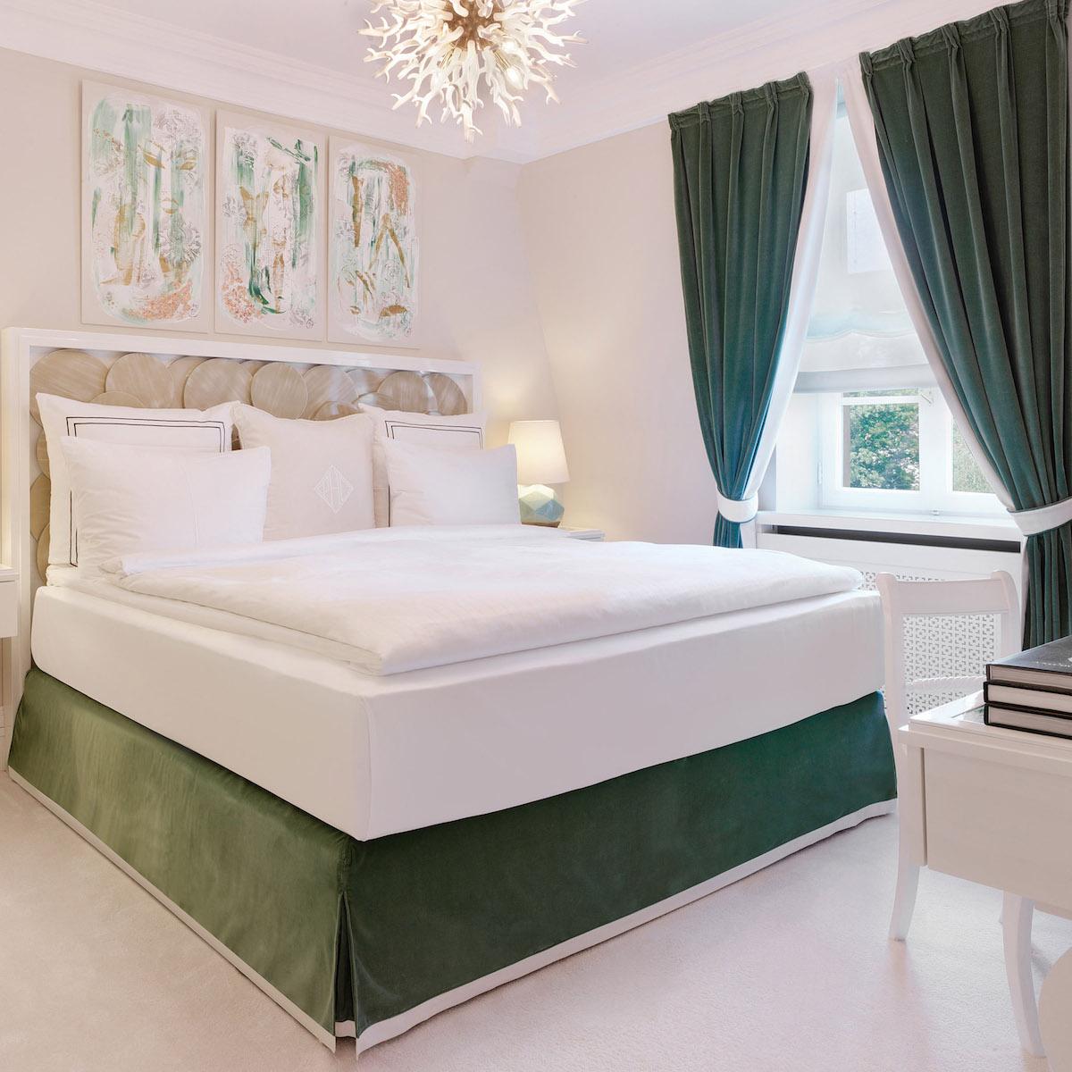 Patrick Hellmann Schlosshotel Berlin Grunewald_Doppelzimmer Jade