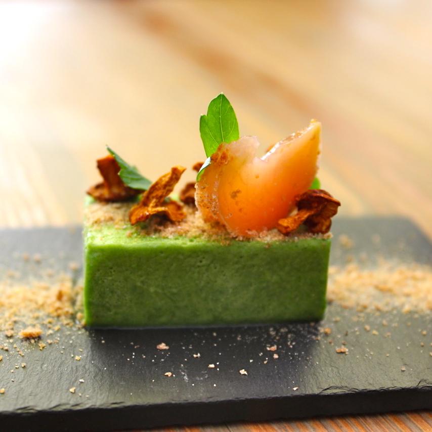 Restaurant-Filetstueck-Berlin-Uhlandstrasse-Petersilien-Parfait