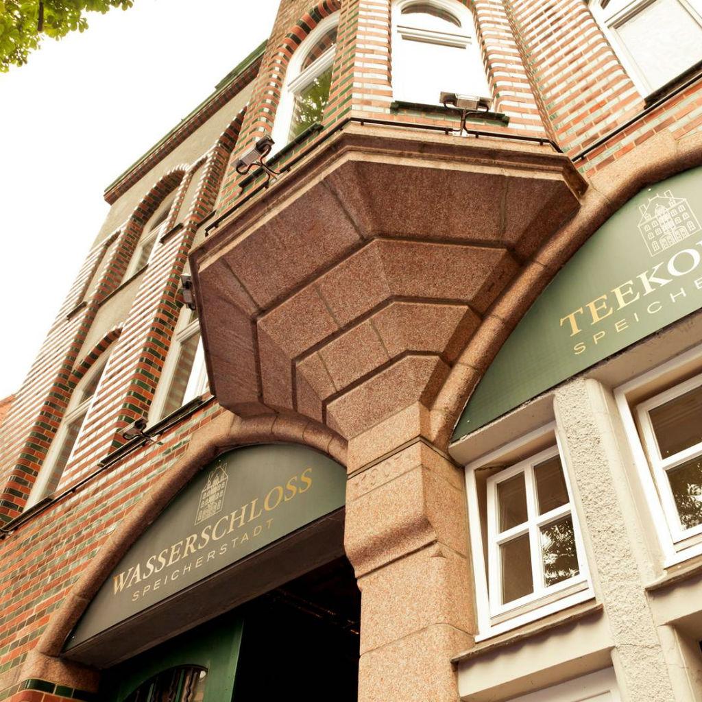 Wasserschloss-Restaurant-Speicherstadt-Tee (3)