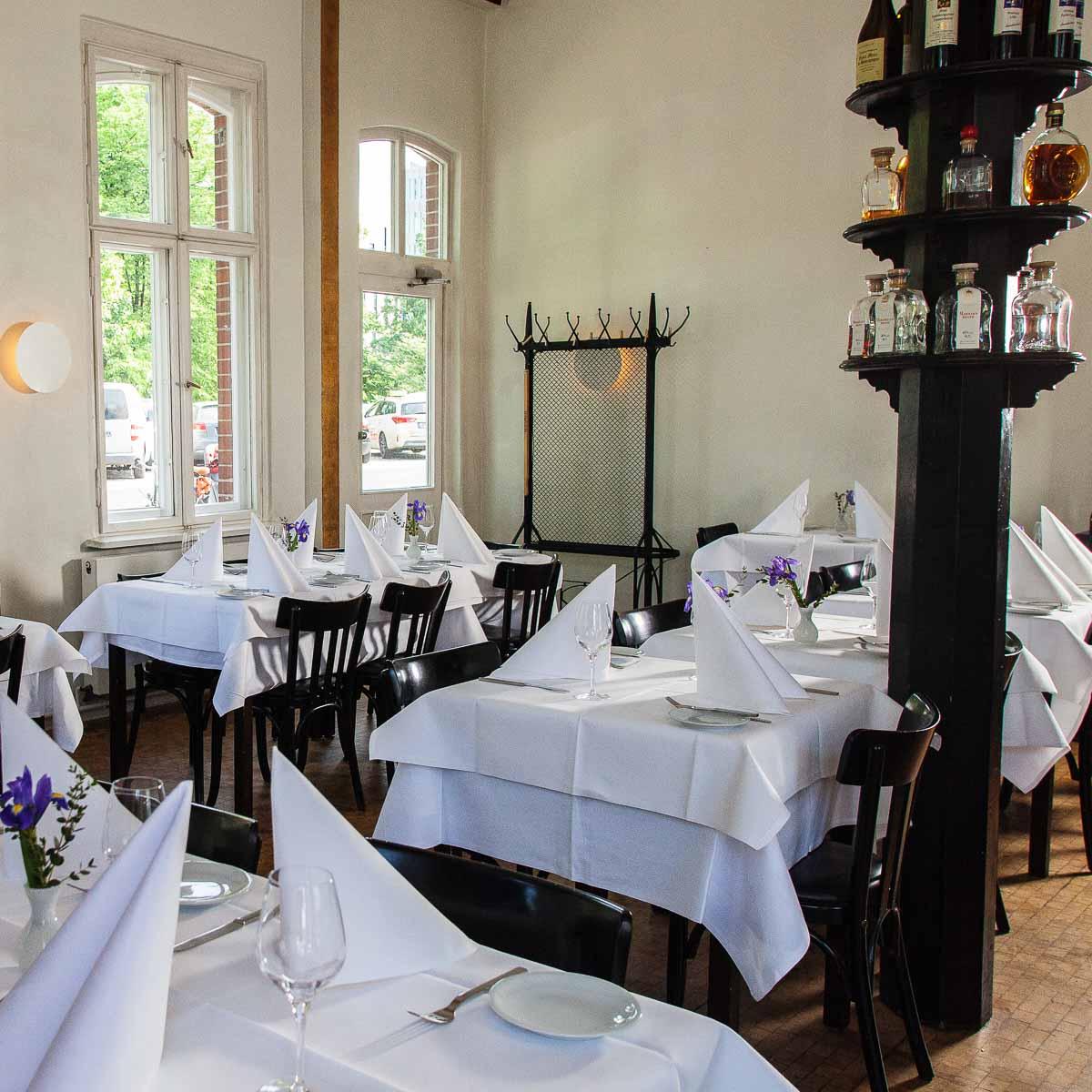 Restaurant Paris Moskau am Bundesinnenmisterium Berlin 3