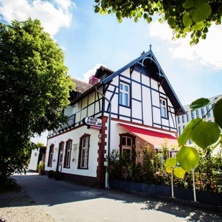 Restaurant Paris Moskau am Bundesinnenmisterium Berlin 4