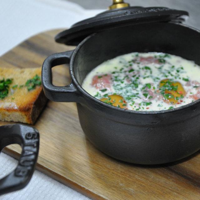 Lamazere-Franzoesisches-Restaurant-Berlin-Oeufs-Cocotte
