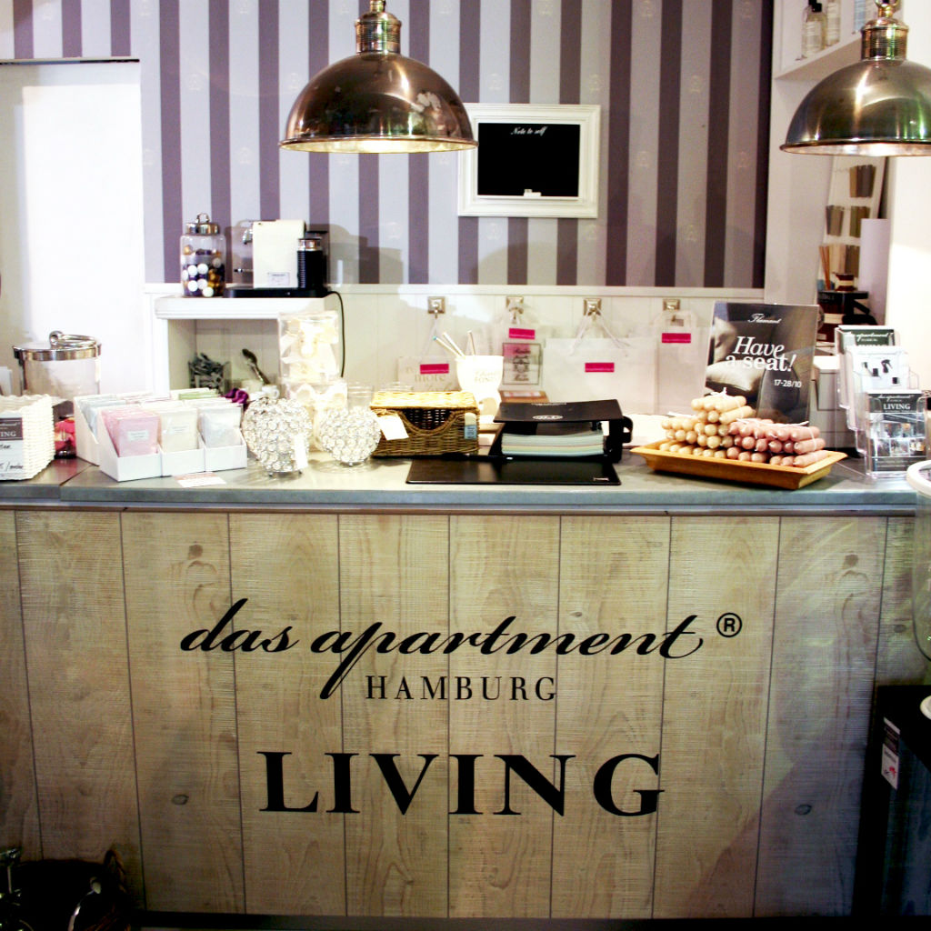 Das Apartment Hamburg das apartment living hamburg creme guides