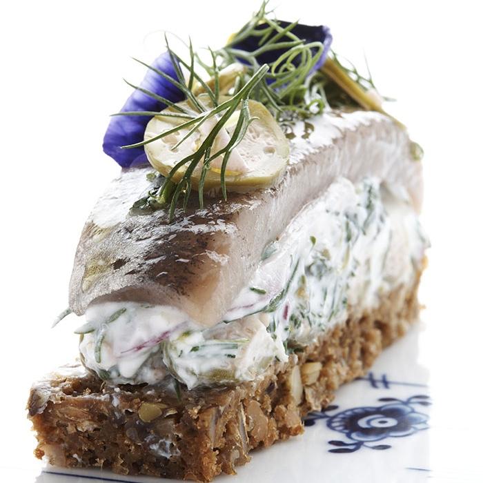 Royal Smushi Café Kopenhagen belegte Brote