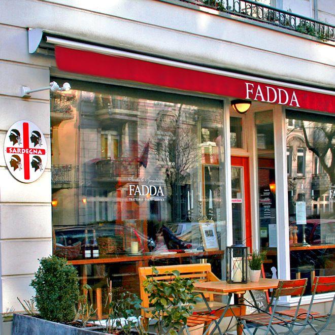 Restaurant fadda original sardische küche in eimsbüttel