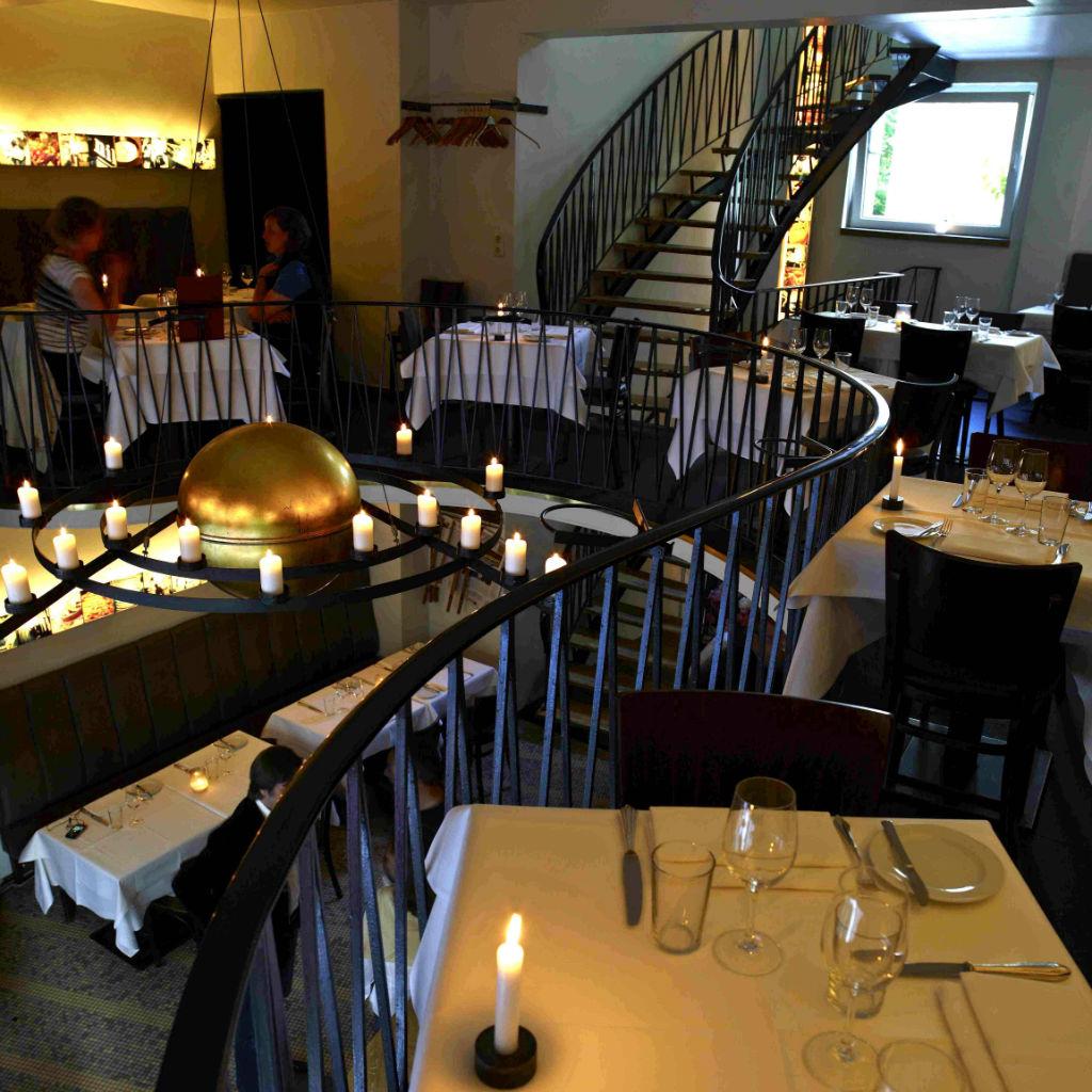 Nil restaurant hamburg galerie