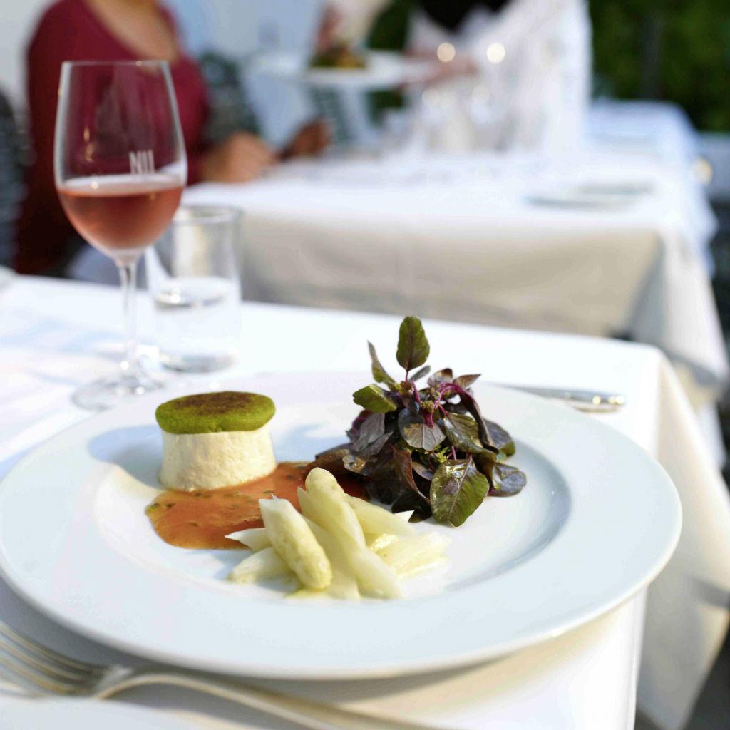 Nil-Restaurant-Hamburg-Salat