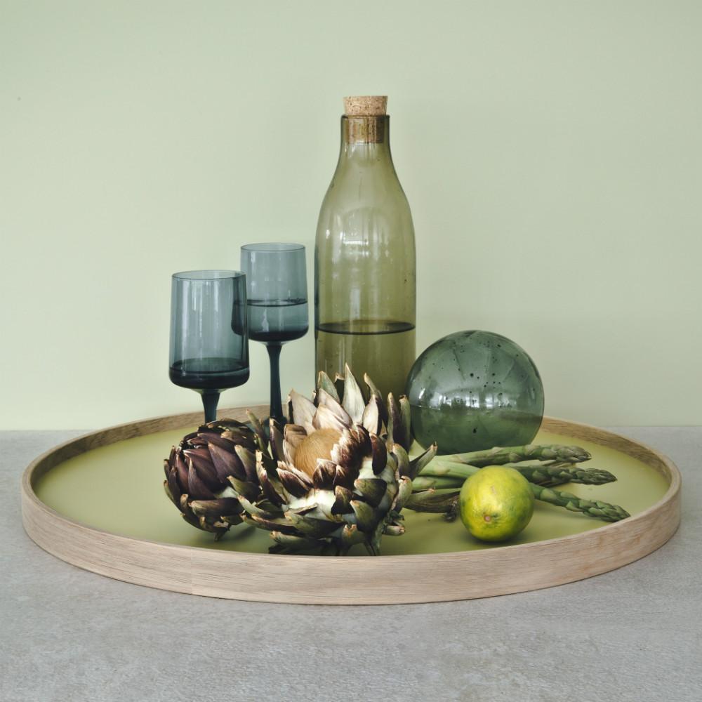 Brdr.Krueger-Oak-Pear-Green