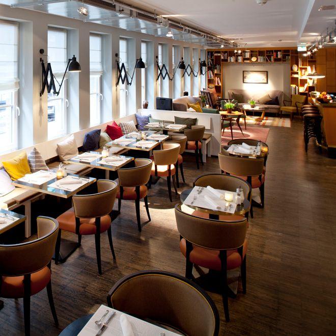 Lounge - Hotel Henri