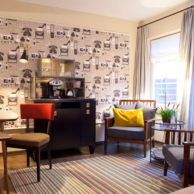 Zimmer 403 - Hotel Henri