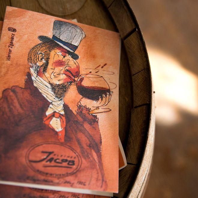 Das kleine Jacob -  Weinwirtschaft