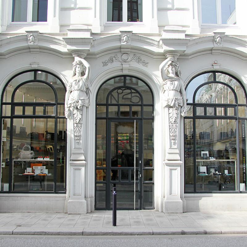 Bethge-feine Schreibwaren-Hamburg-Innenstadt-Geschäft