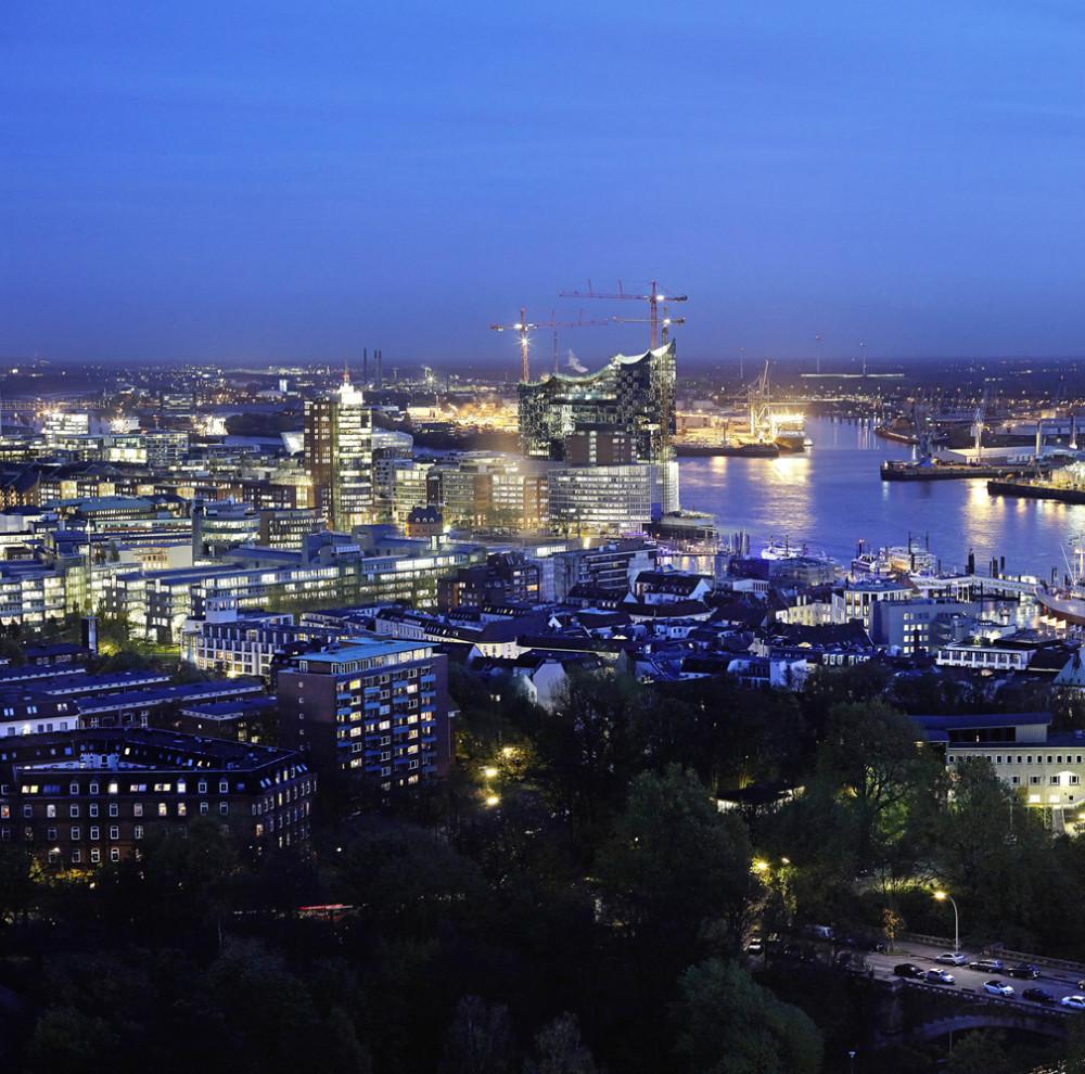 Restaurant Clouds - Hamburg | CREME GUIDES