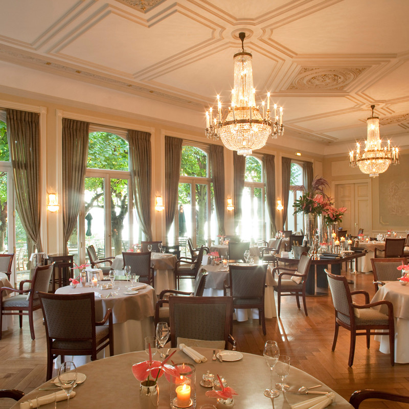 Hotel Louis C. Jacob - Restaurant