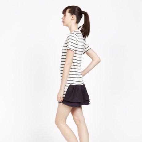 Eclectic Fashion Shop Zürich gestreiftes Kleid