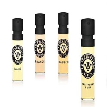 Schwarzlose Parfüm Proben-Set bestellen