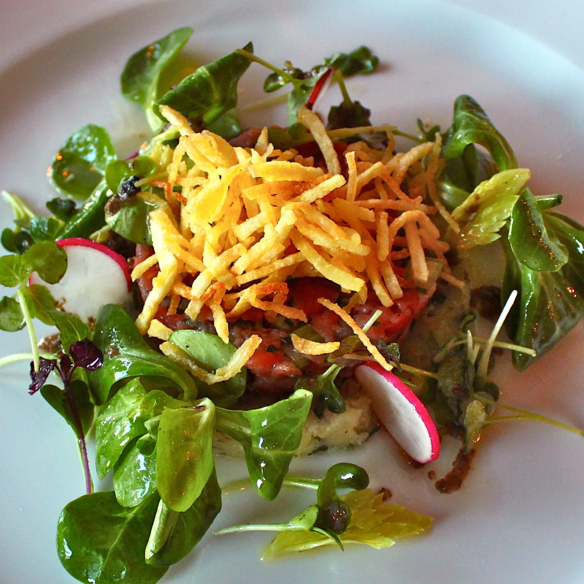 Restaurant Schauermann-St. Pauli-Salat