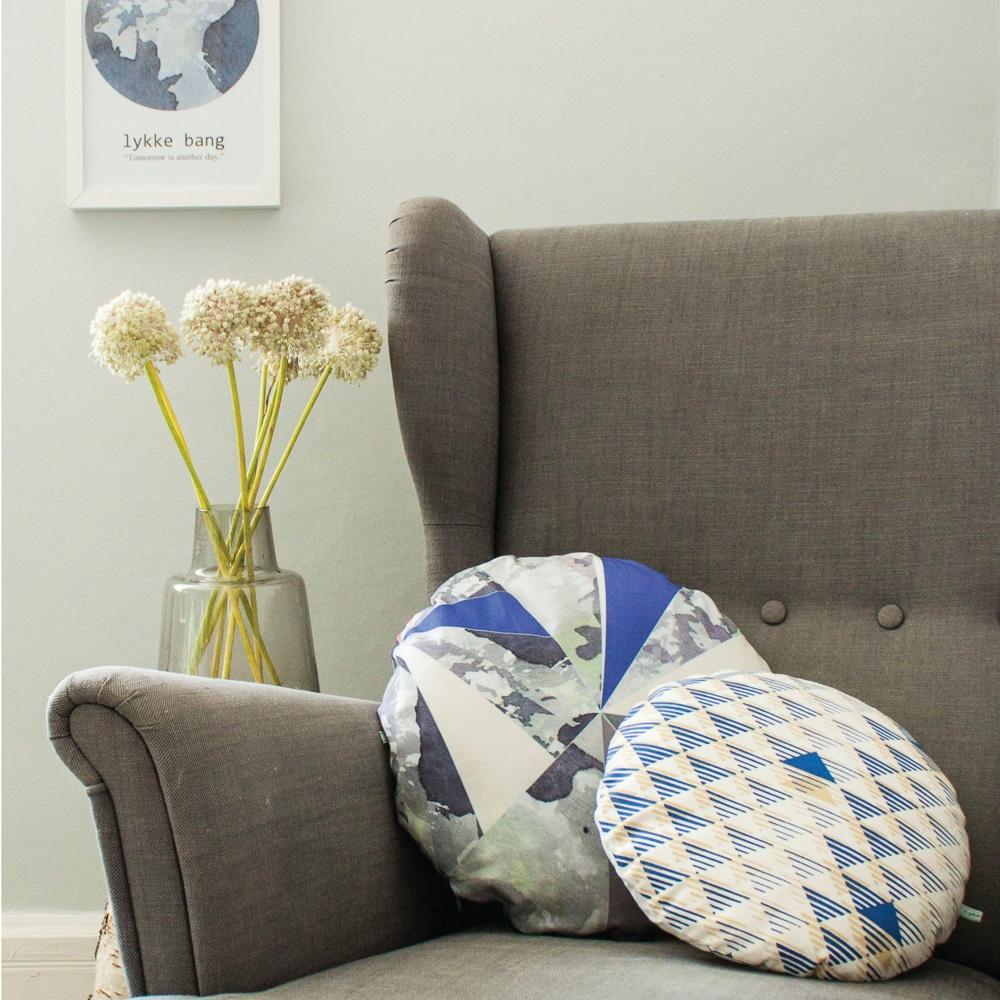 Skrive Online Shop Hamburg Sessel mit Kissen