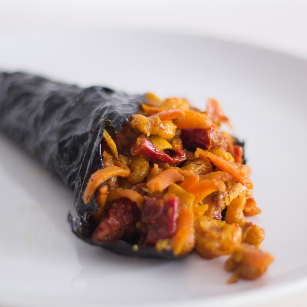 paleo rezept garnelen curry in nori geh llt creme guides. Black Bedroom Furniture Sets. Home Design Ideas
