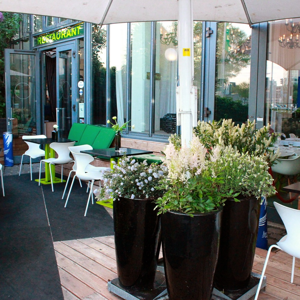 pane e tulipani art in customers hamburg creme guides. Black Bedroom Furniture Sets. Home Design Ideas