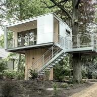 Urban Treehouse - Träumen unter Bäumen