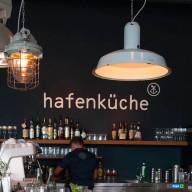 Hafenküche - Restaurant mit Blick auf die Spree