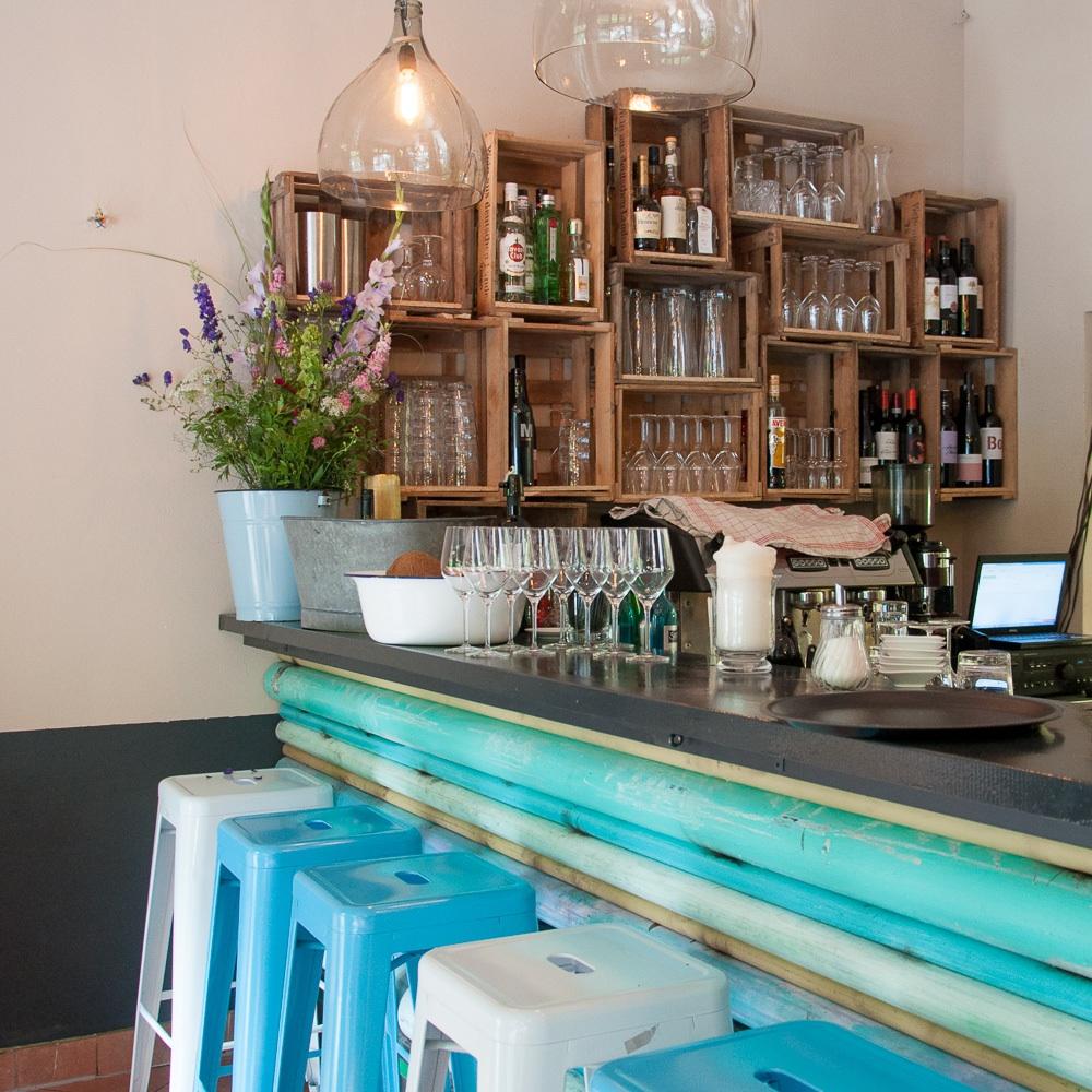 Nudo italienisches Restaurant Kreuzberg Lausitzer Platz Interieur