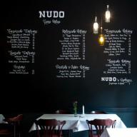Nudo - Ein Italiener am Lausitzer Platz mit nur einem Menü