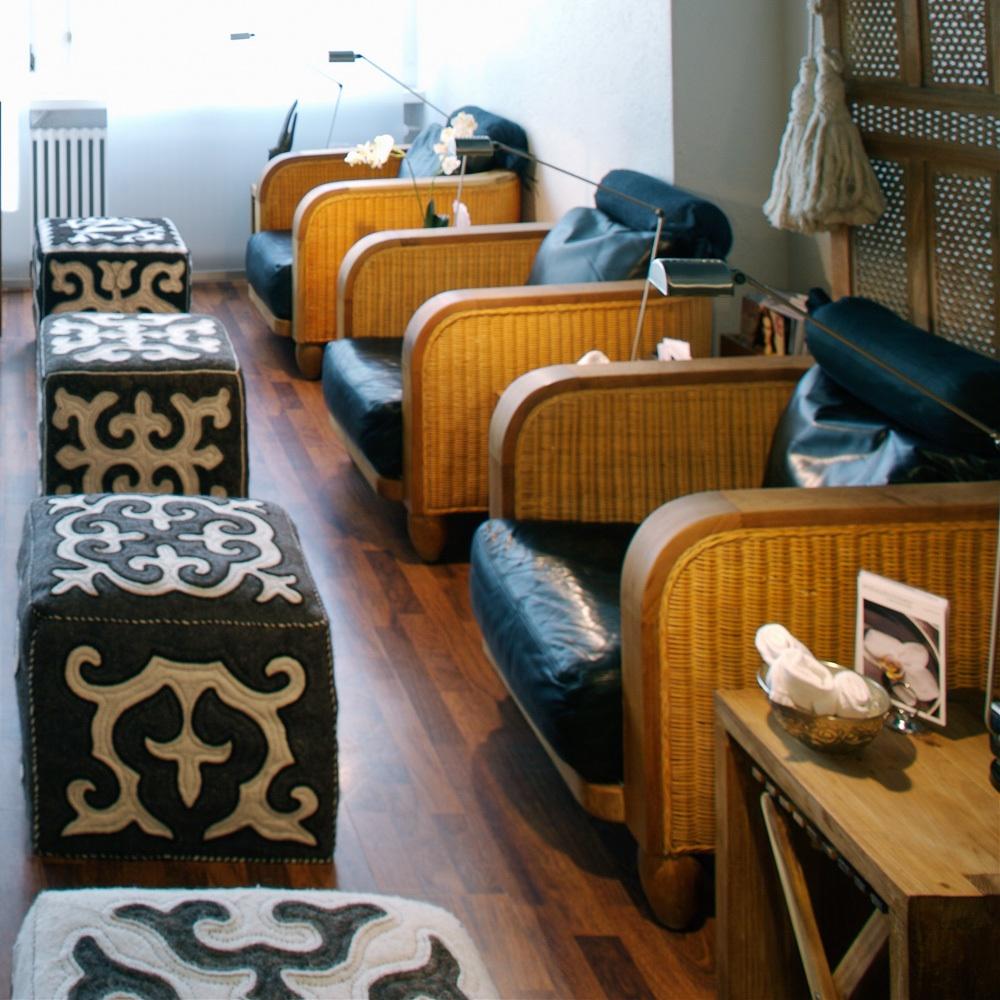 Schminkbar Wellness Spa Zürich Salon